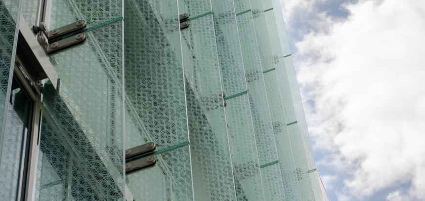 Szitázott matt üvegek